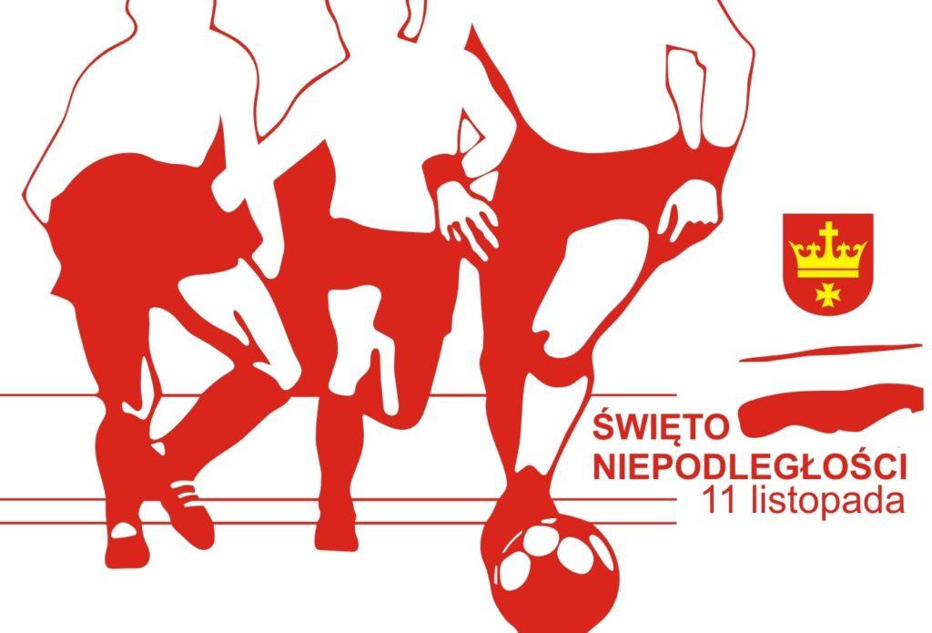 Halowy Turniej Piłki Nożnej z okazji Święta Niepodległości