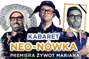 Kabaret NEO-NÓWKA @ ul. Olimpijczyków Starogardzkich 1,